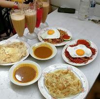 Jalan Kayu the Prata Cafe