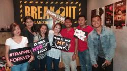 Breakout Philippines - Paragon Plaza