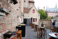 2be in Brugge / The Beerwall