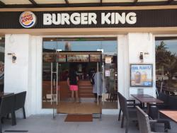 Burger King Discovery Shopping Mal
