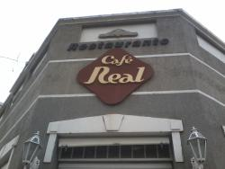 Restaurante Cafe Real
