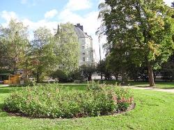The Old Church Park (Vanha kirkkopuisto)