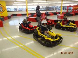 Grand Prix Karting Indoor Entertainment