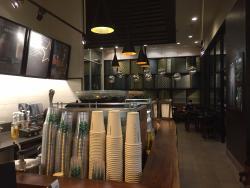 Starbucks Palembang Indah Mall
