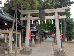 Shibamata Hachiman Shrine