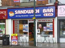 ‪Sandwich Bar & Cafe‬