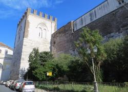 Castello delle Pietre o dei Principi Normanni