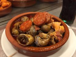 Restaurante Casa Amadeo los Caracoles