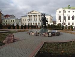 Monument to Tambov Man