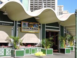 Cheeseburger in Paradise