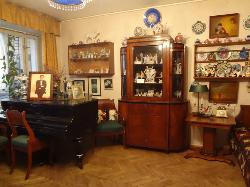 Museum Apartment of an Actor's Family of Mironov and Menaker A.S.
