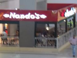 Nando's Park Station