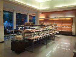 Eaton Bakery and Restaurant Arjuna