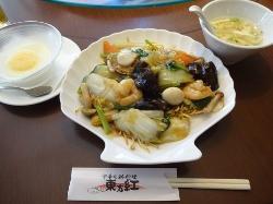 Chukashunsai Cuisine Tohoko Tachikawa Takashimaya