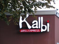 Kalbi Grill Express