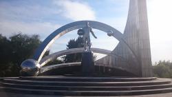 Monument to Cosmonautics
