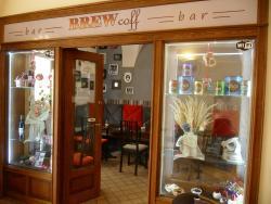 Brewcoff кафе
