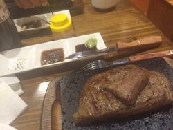 Yappari Steak 2nd, Matsuyama