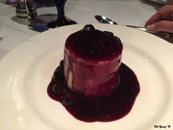 Berry Cheesecake.
