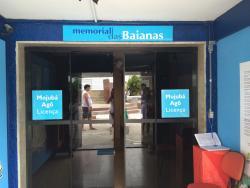 Memorial das Baianas