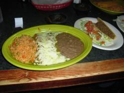 Green Sauce Enchiladas - tasty!