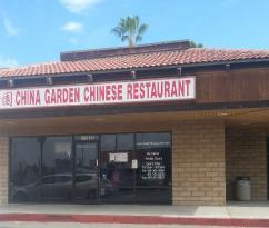 China Garden Chinese