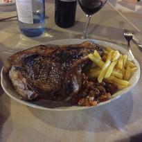 Restaurante El Caseron de Guaro