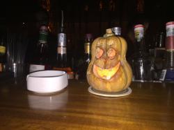 Bienvenida con Halloween