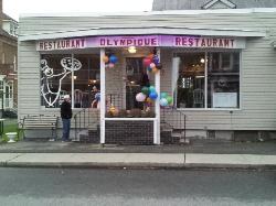 Restaurant olympique