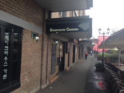 Bakehouse Garden Korean BBQ