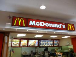 McDonald's Aeon Ako