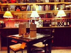Cafè Context llibreria