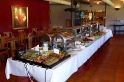 Hovdala slottsrestaurang och Froknarnas Cafe