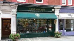Cadenheads Whisky Shop and Tasting Room