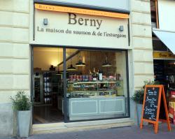 Berny - La maison du Saumon et de l'Esturgeon