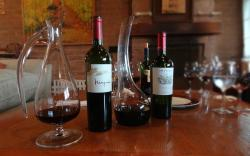 Montgras Deluxe Wine Tasting