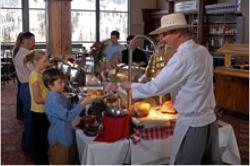 Western BBQ Buffet