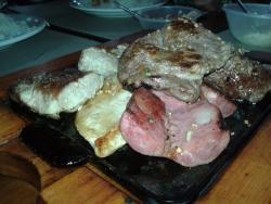 Carne Na Telha