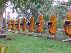 Wat Chak Yai Buddhist Park