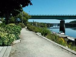 Penobscot River Walkway