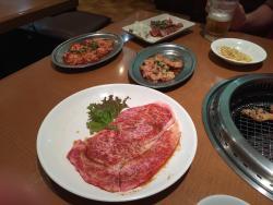 Yakiniku (Grilled meat) Tamura Hirokoji