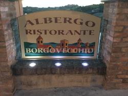 Hotel Ristorante Il Borgovecchio