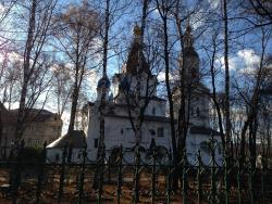 Assumption Church of Our Lady in Veshnyaki