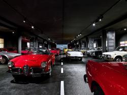 Museo Fratelli Cozzi Alfa Romeo