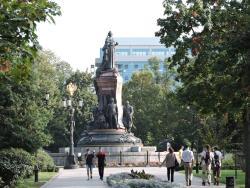 Yekateriniskiy Square