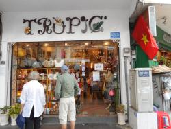 べトナム雑貨 Tropic