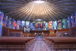 Iglesia La Porciuncula (la Iglesia de Cristal)