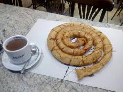 Cafeteria - Churreria Plazhita