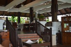 interno sala ristorazione