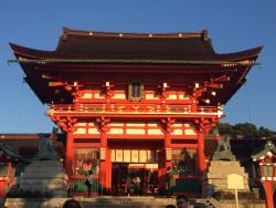京都骑行游